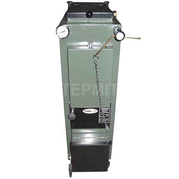 Твердопаливний котел TERMit-TT 18 кВт економ. Фото 2