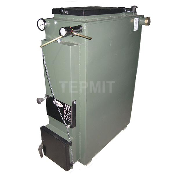Твердотопливный котел TERMit-TT 25 кВт эконом