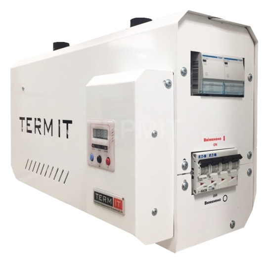Модульна електрична котельня TermIT Смарт КЕТ-15