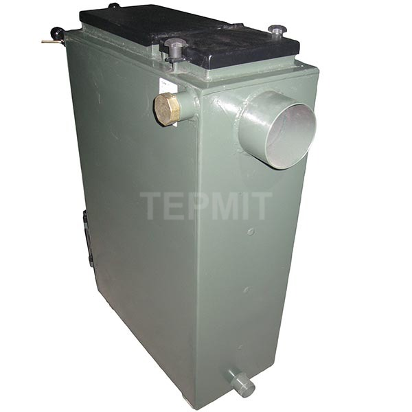 Твердопаливний котел TERMit-TT 10 кВт економ. Фото 3